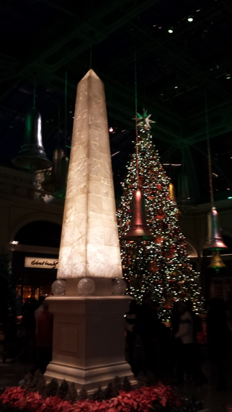 The Washington Monument and a 2-Story Tall Christmas Tree? Why Not?