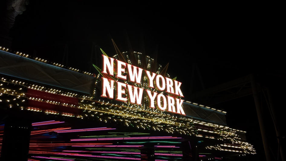 New York New York Vegas