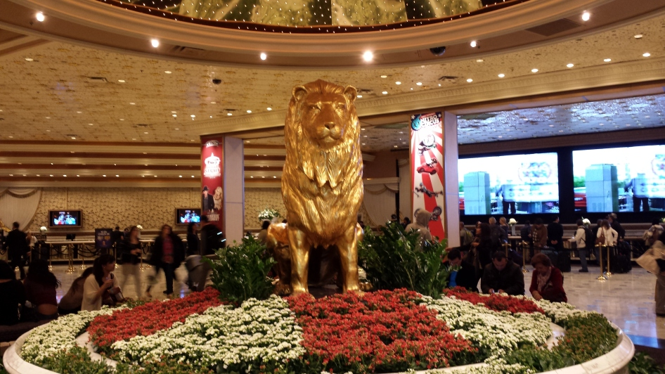 Loved the Lion. The rest of MGM not so much.