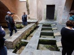 Ancient laundromat