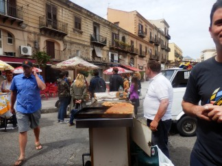 Street food...proceed with caution