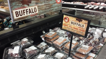 Now here's something I don't see in my local grocery store at home.