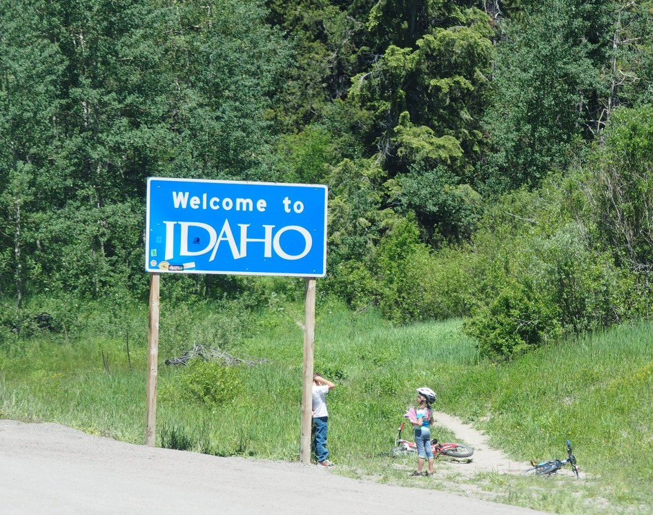 Welcome to Idaho