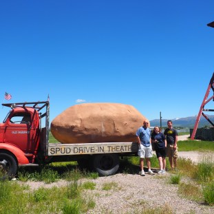 That's one big spud.
