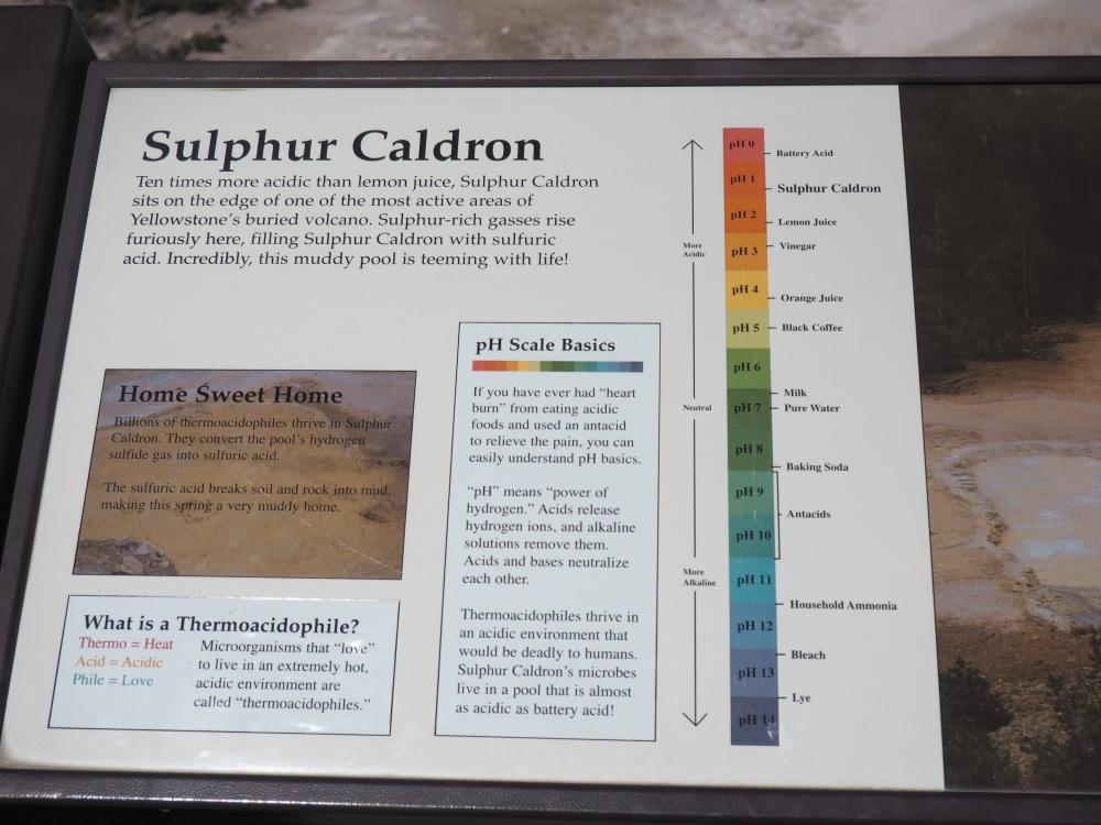 Sulphur Cauldron
