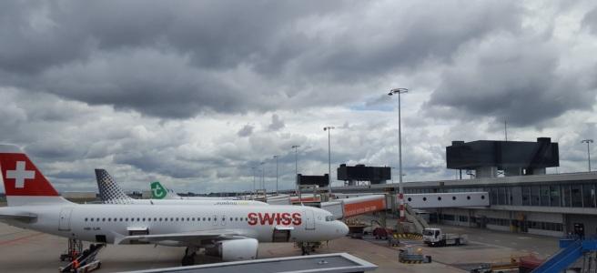 Amsterdam Schiphol international Airport
