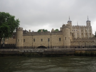 The Tower and Traitor's Gate