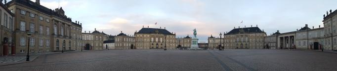 Amalienborg (Royal residence)