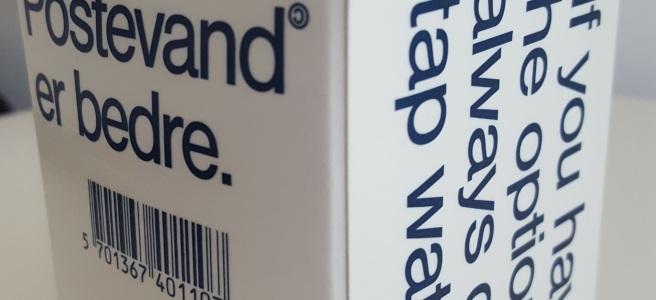 tap water carton copenhagen