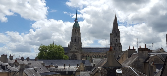 Bayeux Cathedral, Notre-Dame Cathedral