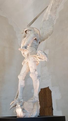 St. Michel at the Mont St. Michel