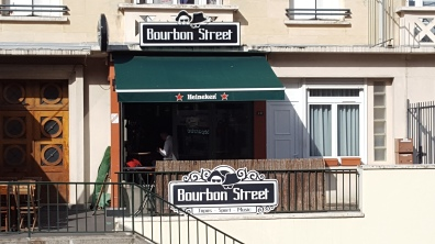 Bourbon Street caen