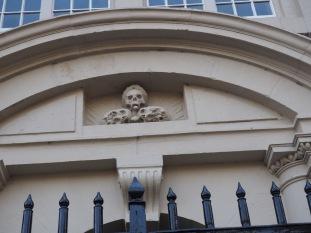 Westerkerk skul façade Amsterdam