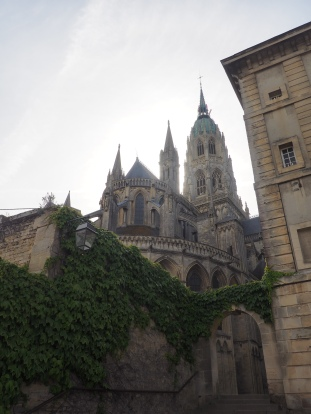 Notre-Dame Cathedral in Bayeux