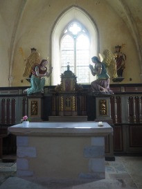 Angoville-au-Plain Church