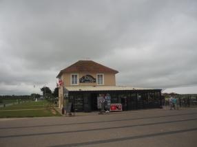 Le Roosevelt Cafe Utah Beach Normandy France