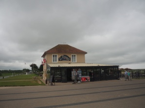 Le Roosevelt Cafe Utah Beach Normandy France