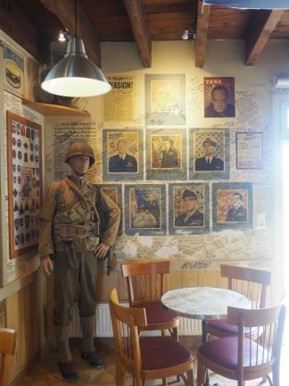 Le Roosevelt Cafe Utah Beach