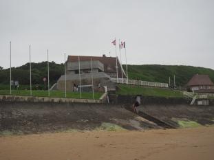 Omaha Beach, Normandy France