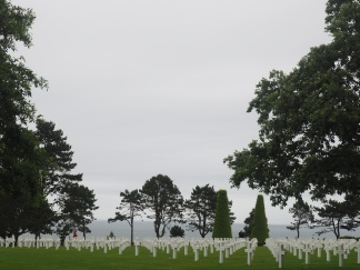 American Cemetery Normandy France