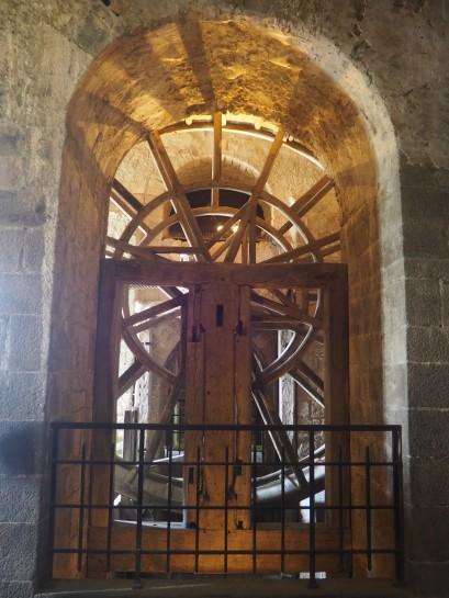 Mont St Michel wheel